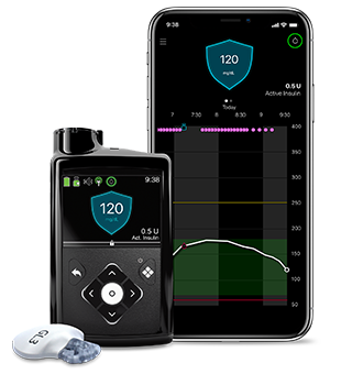 The MiniMed 770G insulin pump system