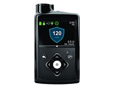 MiniMed 670G insulin pump