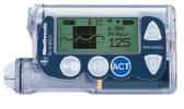 1st system to integrate pump & CGM
