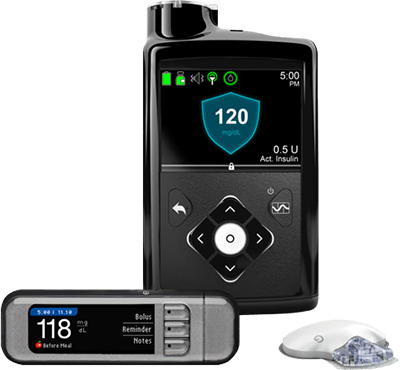 MINIMED 670G INSULIN PUMP SYSTEM