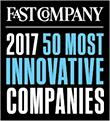Fast Company's 2017 50 Most Innovative Companies
