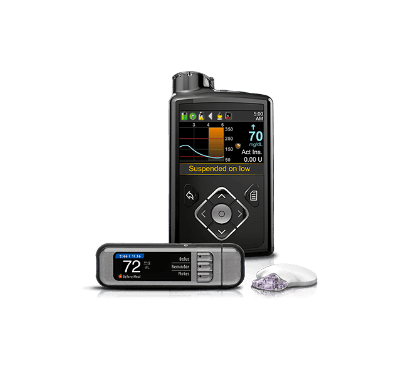 MINIMED 630G SYSTEM WITH OPTIONAL CGM