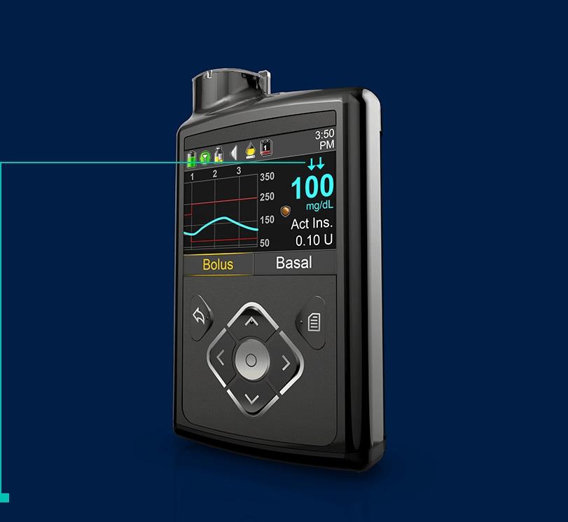 Minimed 630g Insulin Pump System Medtronic Diabetes